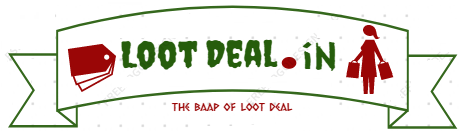 Loot Deal: Online Shopping offers, coupons offer, Free sample, sale offer