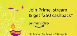 (Loot ) Join Amazon Prime & Shop for Rs.1000 to get Rs. 200 Cashback