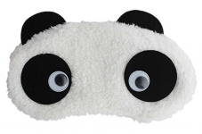 24×7 eMall Dreamy Eyes Panda Sleep Mask