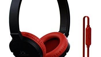 (Renewed) SoundMagic Headphones with Mic 80% Off
