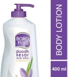 Lowest Offer on BOROPLUS Doodh Kesar Body Lotion, 400ml