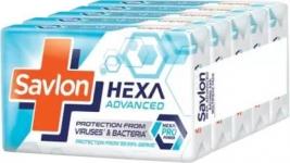 Best Offer on Savlon Hexa Advanced Soap (5 x 125 g)