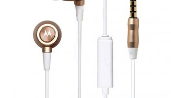 Best Offer on Motorola Metal Wired Sports Earphones