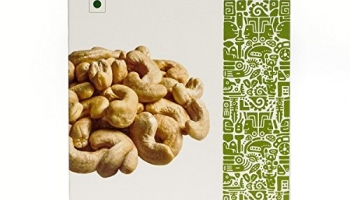 Top Offer on Solimo Premium Cashews, 250g – 50% Off