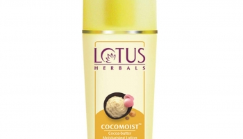 Best Offer on Lotus Herbals Cocoa Butter Moisturising Lotion, 170ml