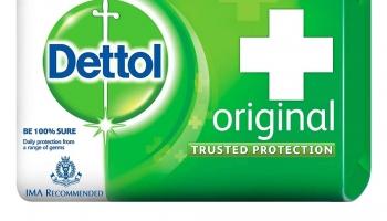 Best Offer Dettol Soap bar, Pack of 6