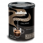 Lavazza Caffè Espresso Ground Coffee, 250g Upto 50% Off