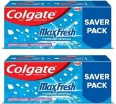 Colgate MaxFresh Gel (600g, Pack of 2) Lowest Deal
