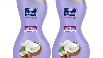 Best Offer on Parachute Advanced Body Lotion (Pack of 2) – 50% Off