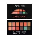 Best Offer Lakmé Absolute Eye Shadow Palette 55% Off Deal