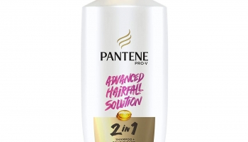 Top Offer on Pantene Anti Hair Fall Shampoo + Conditioner, 650ml