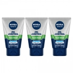Latest Offer on Nivea Oil Control Face Wash (Pack of 3) – 55% Off