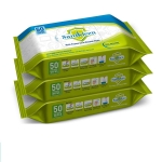 Great Offer on Sanikleen Multi-Purpose Wipes, Pack of 3 – 70% Off