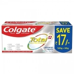 Colgate Toothpaste, 185g 50% Off Deal