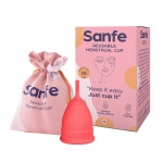 Best Offer on Sanfe Reusable Menstrual Cup – 80% Off