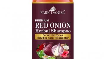 Park Daniel Red Onion Shampoo, 100ml Upto 70% Off