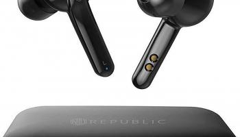 Lowest Offer on Nu Republic Wireless Earphones 80% Off Deal