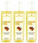 Park Daniel Argan oil combo of 3 bottles (300ml) 90% Off Best Deal