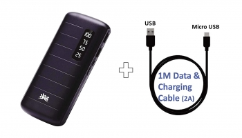Magnox 10000mAH Lithium Ion Power Bank 65% Off Deal
