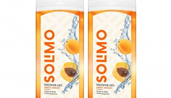 Solimo Shower Gel – 250ml (Pack of 2)