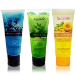 Latest Offer on NutriGlow Face Wash, Pack of 3