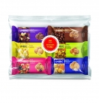 Unibic Assorted Cookies, 450g (Pack of 6)