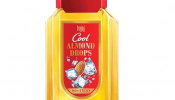 Top Offer on Bajaj Cool Almond Hair Oil, 190ml