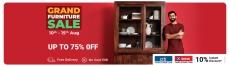 Flipkart Grand Furniture Sale, 2021