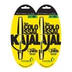 Maybelline New York Kajal (Pack Of 2) Great Deal 50% Off