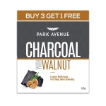 Latest Offer on Park Avenue Charcoal & Walnut soap (Pack of 4)