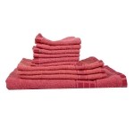 Top Offer on Eurospa Cotton Towel (Set of 10) Upto 60% Off Deal