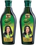 Dabur Amla Hair Oil, 450 ml (Pack of 2)