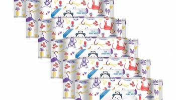 Mama Bear 98% Water Wipes – 72 wipes/(Pack of 6) Best deal