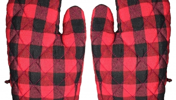 Lowest Offer on GLUN Pair of Oven Gloves Upto 90% off