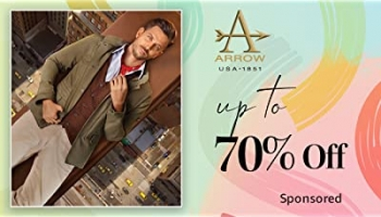 Men's Clothing at Min 70% Off + 10% off Coupon