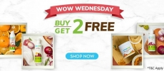 Mamaearth Offer – Wow Wednesday Offer Buy 2 Get 2 Free