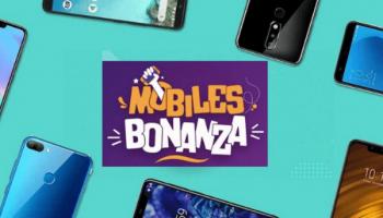 Flipkart Mobile Bonanza Deal 2021