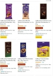 Chocolate loot deal on Amazon deal Starts from 39 Rs