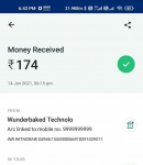 Free 90 Rs in bank direct profit loot offers
