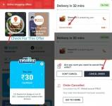 Paytm Swiggy  free cashback Tricks : Earn Rs.30 Cashback For Free!