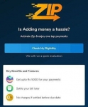 Activate Mobikwik zip loan up to 30,000 interest free window