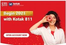 Offer : get free 100 rs voucher on kotak811 upi + Savings account