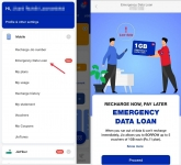 Jio free data loan : Get free jio data loot