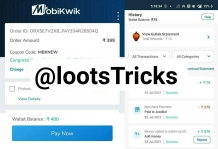 MobiKwik x JustDial loot Offer : Get 20% Cashback Upto ₹75 On Prepaid Mobile Recharges