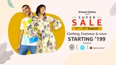 Amazon Fashion Super Sale loot offer (1st – 3rd Aug)