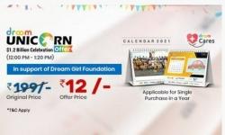 Droom Calendar Flash Sale Coupons 2021