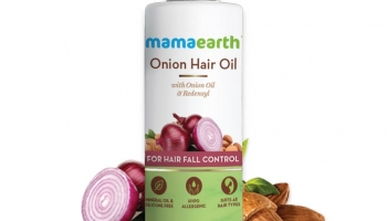 Best Effective Hair Oil For Every Hair Type on Mamaearth