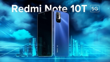 Sale Xiaomi Redmi Note 10T 5G at Just Rs 14499