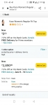 Amazon loot free item Kazo Women's Regular Fit Top at 0 rs