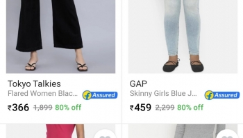 Loot offers online : 90% Off On Top Branded Women's from 99